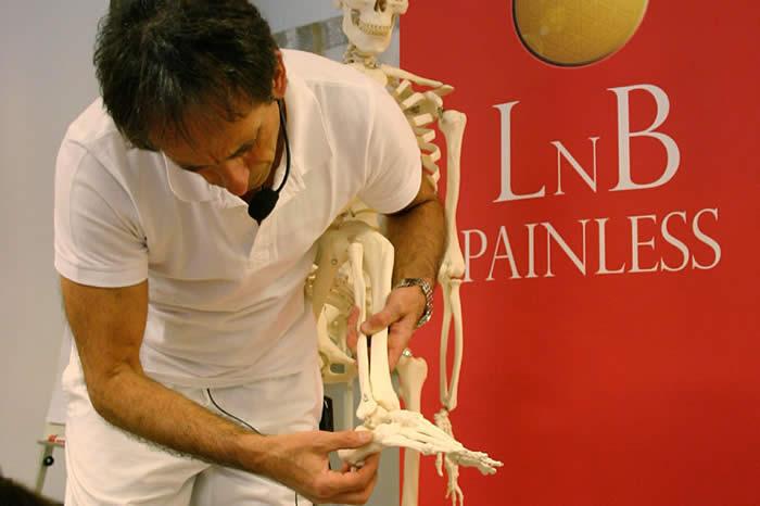 Schmerztherapie nach Liebscher und Bracht - Roland Liebscher-Bracht